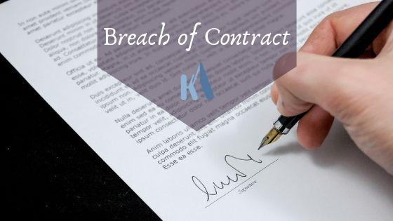 BREACH OF CONTRACT IN CAMEROON